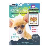 Bendon Publishing, Early Spanish Language Workbook, Paperback, Grades 1-3