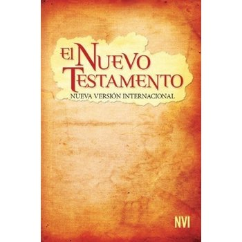 NVI Outreach Santa Biblia, Spanish New Testament Bible, Paperback