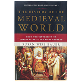 Well-Trained Mind Press, The History of the Medieval World, Student, 745 Pages, Grades 9-12
