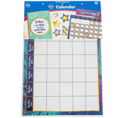 Carson-Dellosa, Galaxy Calendar Bulletin Board Set, 80 Pieces