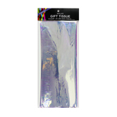 Brother Sister Design Studio, Mylar Tissue Paper, Iridescent, 20 x 20 inches, 6 Sheets