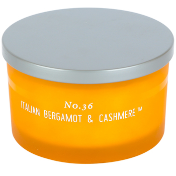 Italian Bergamot and Cashmere Scented Aromatherapy Jar Candle, 15 ounces, 5 1/4 x 3 1/4 inches