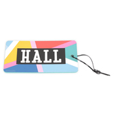 Colorfetti Collection, Hall Pass, 3 x 6 Inches, 90's Retro Colors, 1 Each
