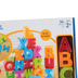 Learning Resources, Alphabet Letter Blocks, Set of 36, Multi-Colored, Ages 2-8