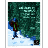Progeny Press, The Bears on Hemlock Mountain Student Study Guide, Paperback, 34 Pages, Grades K-3