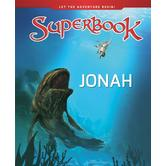Jonah, Superbook Series, by CBN, Hardcover