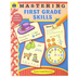 Teacher Created Resources, Mastering First Grade Skills Activity Workbook, 240 Pages, Grade 1