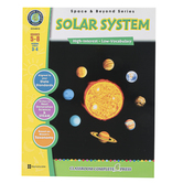 Space and Beyond Series, Solar System STEAM-Based Learning, Grades 5-8, Paperback, 60 Pages
