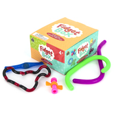 Teacher Created Resources, Fidget Box, Multi Colored and Textured, 18 Pieces, Ages 4 and up
