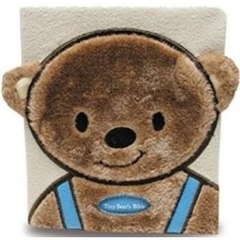 Tiny Bear's Bible: Blue, by Sally Lloyd-Jones and Igor Oleynikov, Board Book