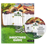 LifeWay, Destination Dig VBS 2021 Backyard Kids Club Director Guide, Preschool - Grade 6