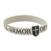Dicksons, Ephesians 6:13-17 Armor of God Bracelet, Silicone, 7/16 inches