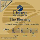 The Blessing, Accompaniment Track, As Made Popular by Kari Jobe, Cody Carnes & Elevation Worship, CD
