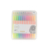 KaiserCraft, Colour Gel Pens with Case, Assorted Colors, Pack of 24
