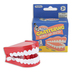 Schylling, Chattering Teeth Toy, 2 1/2 x 2 inches