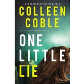 One Little Lie, Pelican Harbor Series, Book 1, by Colleen Coble, Paperback