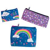 Stephen Joseph, Rainbow Recycled Bag Set, 1 Each of 3 Sizes