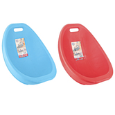 American Plastic Toys, Kid's Scoop Rocker, Assorted Red or Blue, 21 x 15 x 9 Inches, 1 Each, Ages 3-8