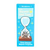 Westminster, Deluxe Magnetic Sand Timer, 4 x 4 x 9 Inches, 1 Piece