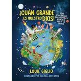 Cuan Grande es Nuestro Dios, by Louie Giglio, Tama Fortner, & Nicola Anderson, Hardcover