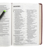 CSB Reference Bible, Giant Print, Imitation Leather, Brown, Cross Design