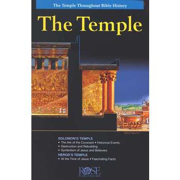The Temple - Pamphlet