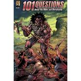 101 Questions About The Bible and Christianity: Volume 3, by Art Ayris and Mario Gully, Comicbook