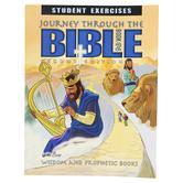 Christian Liberty Press, Journey Through the Bible Book 2 Student Exercises, Paperback, Grades 8-9