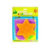 Perler, Large Basic Shaped Pegboards, 5 Shapes