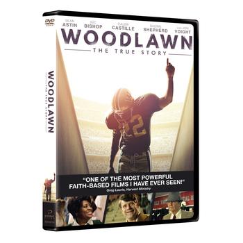 Woodlawn: The True Story, DVD