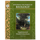 Memoria Press, Exploring the World of Biology Supplemental Student Book, Paperback, Grades 5-8