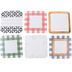 Farmhouse Lane Collection, Large Cutouts, Multi-Colored, 6 Inches, 6 Designs, 36 Pieces