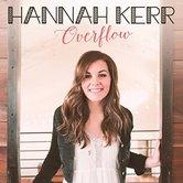 Overflow, by Hannah Kerr, CD