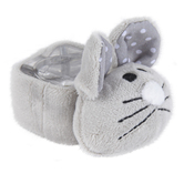 Stephan Baby, Ouch Mouse Comfort Toy, Polyester, Multiple Colors Available, 3 1/2 x 2 inches