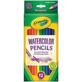 Crayola, Watercolor Pencils, 12 Count