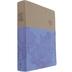 NIV Beautiful Word Coloring and Journaling Bible, Large Print, Duo-Tone, Purple and Tan