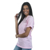 Beautifully Blessed, Fur Mama, Women's Short Sleeve T-Shirt, Pink, Small