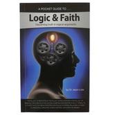 Master Books, Logic and Faith Pocket Guide, Dr. Jason Lisle, Paperback, Grades 7-12