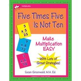 Five times Five is not Ten