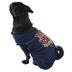 Paws & Praise, I Love Jesus and My Human, Dog T-Shirt, Navy, Large