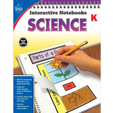 Carson-Dellosa, Interactive Notebook: Science, Grade K