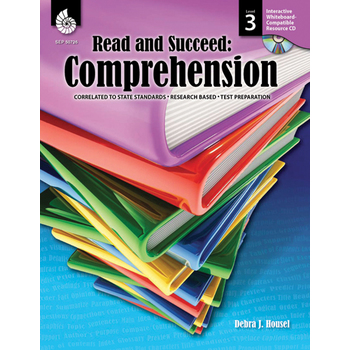 Read and Succeed: Comprehension: Level 3 W/CD-ROM