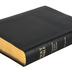 NIV Scofield Study Bible III, Bonded Leather, Black, Thumb Indexed
