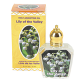 Logos Trading Post, Lily of the Valley Holy Land Anointing Oil, 1/2 ounce