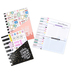 MAMBI Happy Planner Teacher's Gonna Teach Accessory Pack BIG Teacher, Multi-Colored, 112 Pieces
