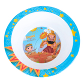 He Loves Me, David and Goliath Bowl, Melamine, 6 1/2 inches