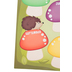 Woodland Tails Collection, Customizable Happy Birthday Chart, 17 x 22 Inches, Multi-Colored, 1 Piece