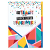 Colorfetti Collection, Lesson Plan and Record Book, Spiral, Multi-Colored, 160 Pages
