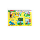 Melissa & Doug, Sing-Along Nursery Rhymes Sound Wooden Puzzle, Ages 2 Years and Older, 6 Pieces