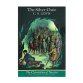 The Silver Chair, The Chronicles of Narnia, Book 6, by C. S. Lewis